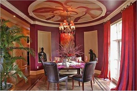 Home furniture for opulence look