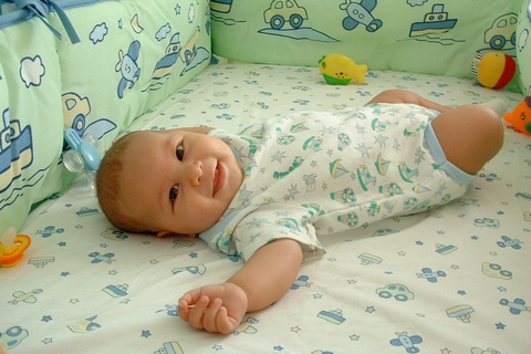 Playful Designs On Your Child Bed Linen Will Bring Smile On Their Little  Faces. (Image By Freeimages.com)