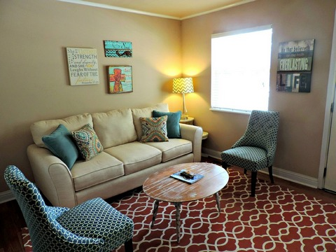 Five Tips to Create a Cosy Family Living Room