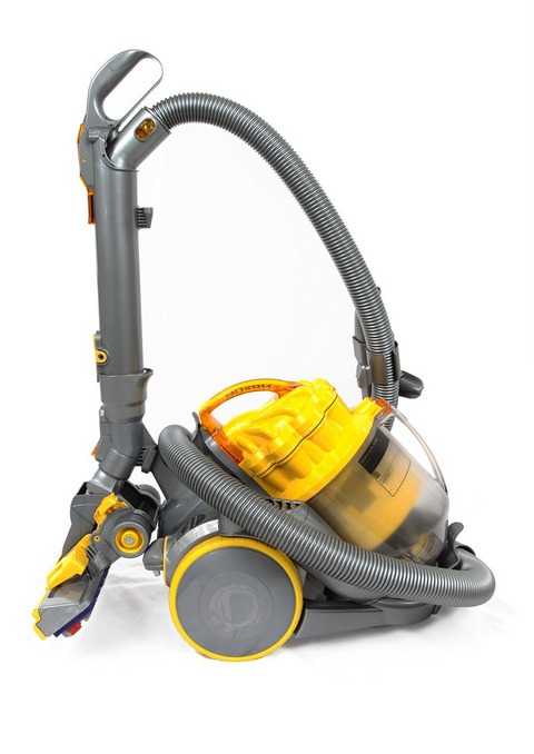 Dyson type cylinder vacuum cleaner