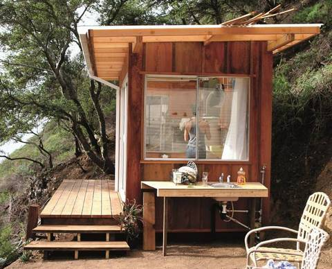 Garden shed can serve more purposes