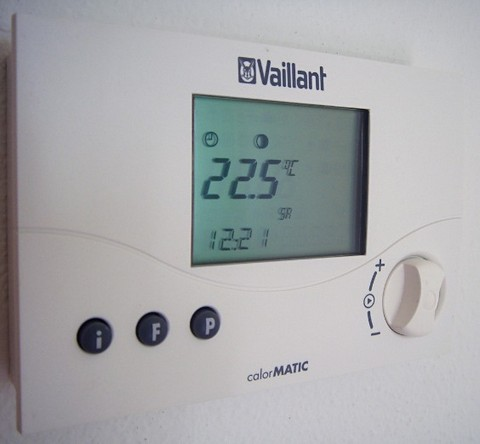 Room temperature control