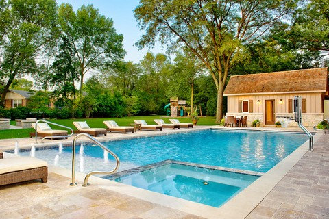 Trending Designs For Swimming Pools For 2017
